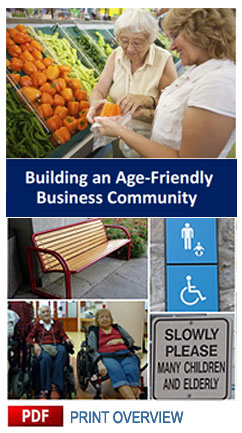Age-Friendly Business Poster