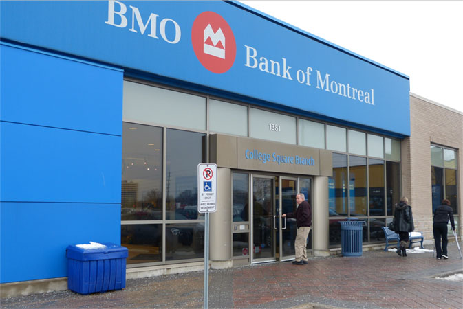 BMO College Square