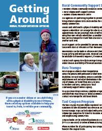 Rural Transportation Brochure, update 2014l-1