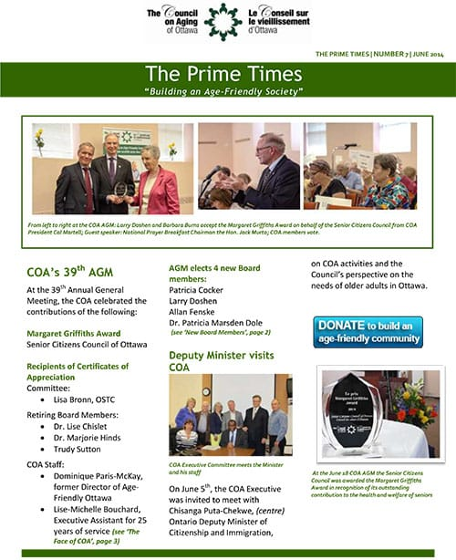 The Prime Times - June 2014