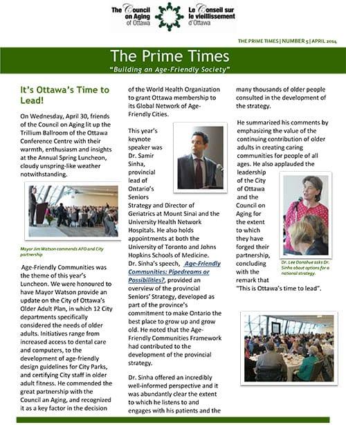 Prime-Times April 2014