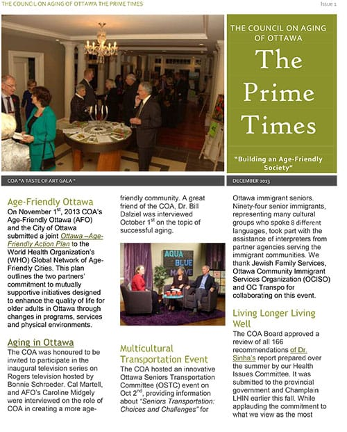 The Prime Times - December 2014