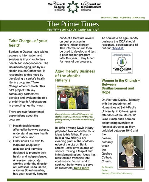 Prime-Times - March 2014