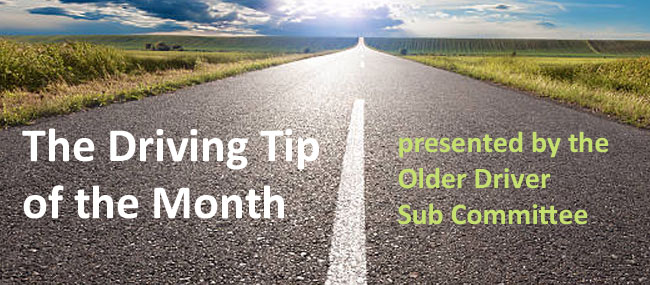 Driving-tip-of-the-month