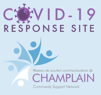 Champlain Community Supports available during COVID