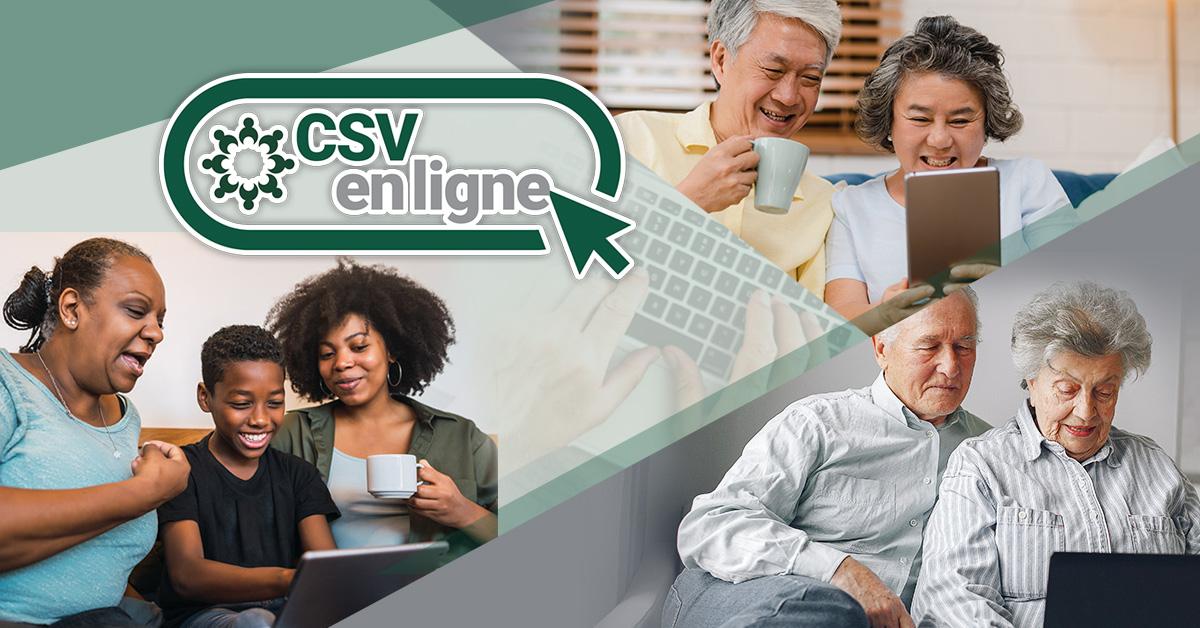 Événements du CSV
