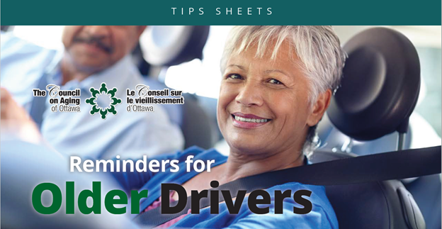 Reminders for Older Drivers - Download Now